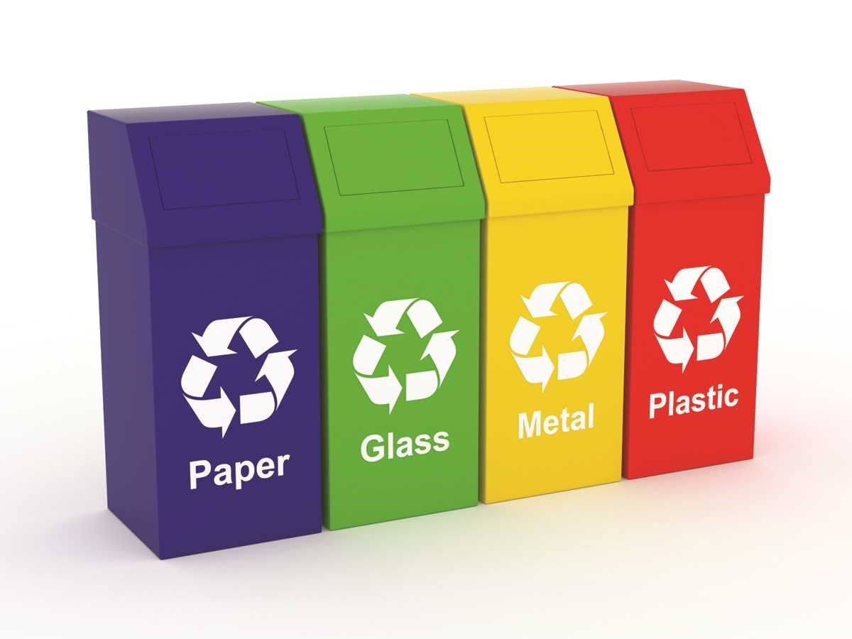 The Benefits of Recycling - Garbage Can Be Gold - The South ...