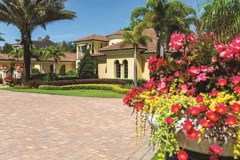 South Florida is the land of sunshine, swaying palms, and long miles of  sandy beaches, but contrary to what many folks may think, the region does  have ... - Wonderland - South Florida Style - Winter Landscaping - The South