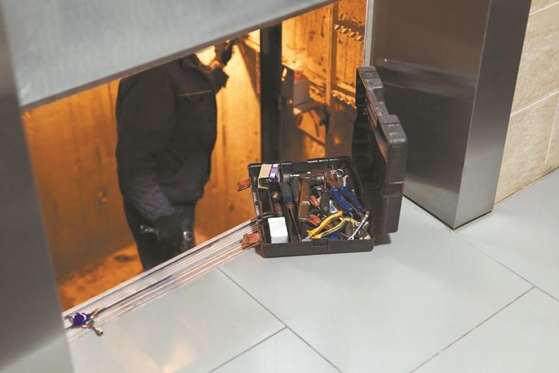 Maximizing Safety, Minimizing Disruption - Elevator Repair